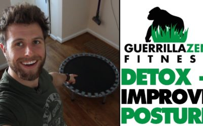 How to DETOX and IMPROVE POSTURE!
